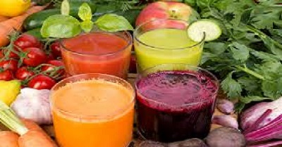 JUICE RECIPES FOR FIBROIDS AND FERTILITY