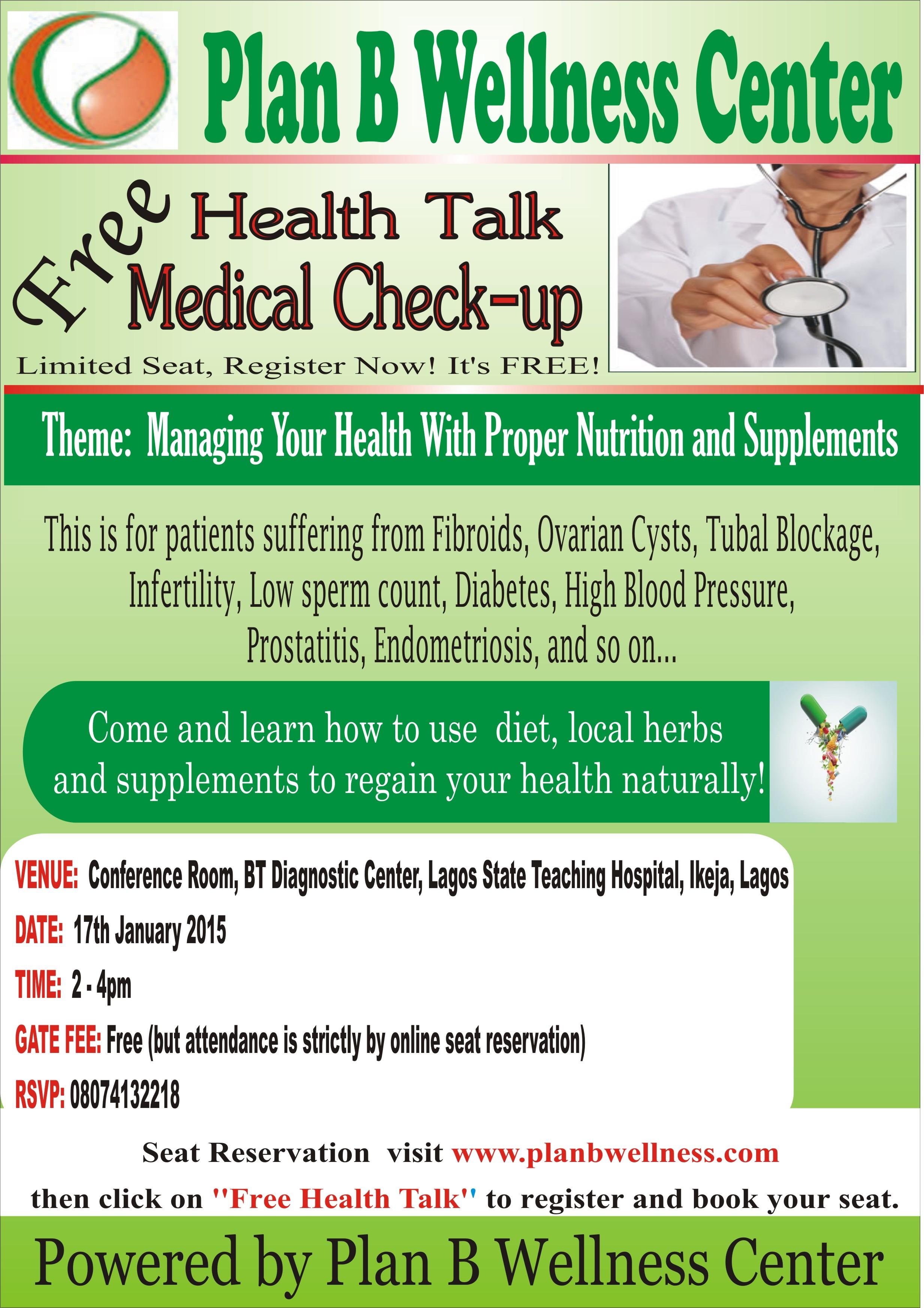 Health Talk (2)