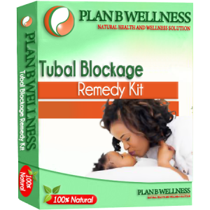 TUBAL BLOCKAGE remedy Kit