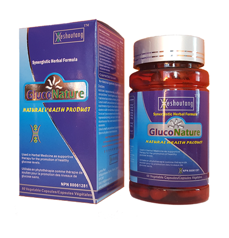 gluconature herbal product
