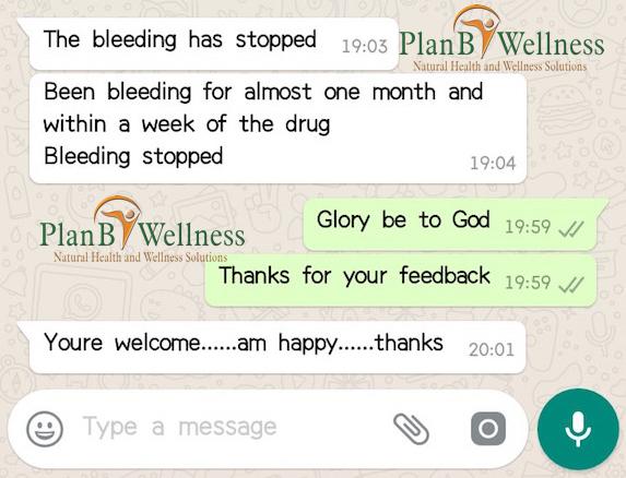Bleeding testimony