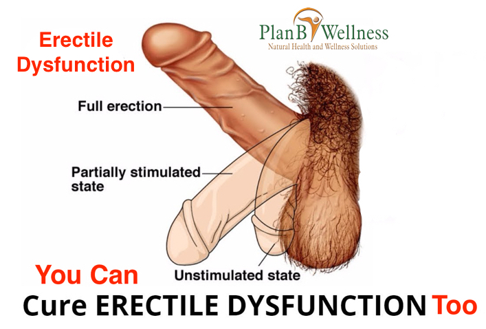 FROM WEAK ERECTION TO FULL HARD ERECTION