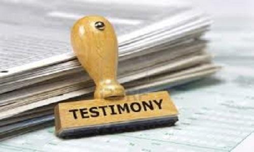 Intrauterine Adhesion/No Period Testimony