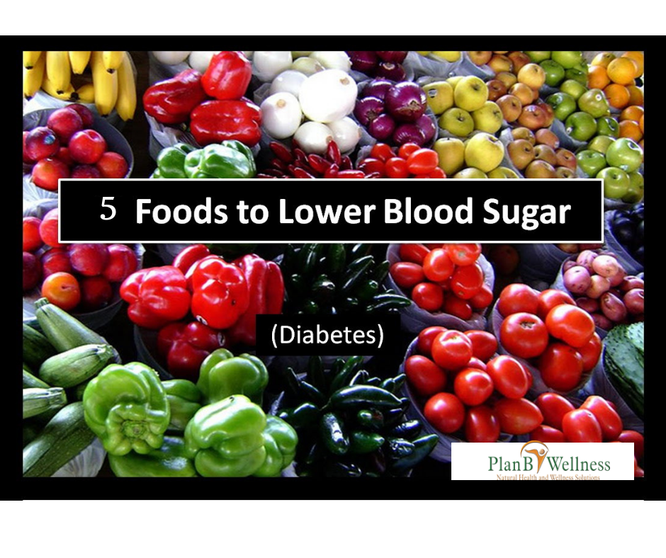 5 Foods That Will Keep Your Blood Sugar Under Check