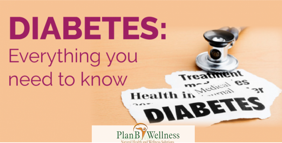 DIABETES: ALL YOU NEED TO KNOW ABOUT HIGH BLOOD SUGAR