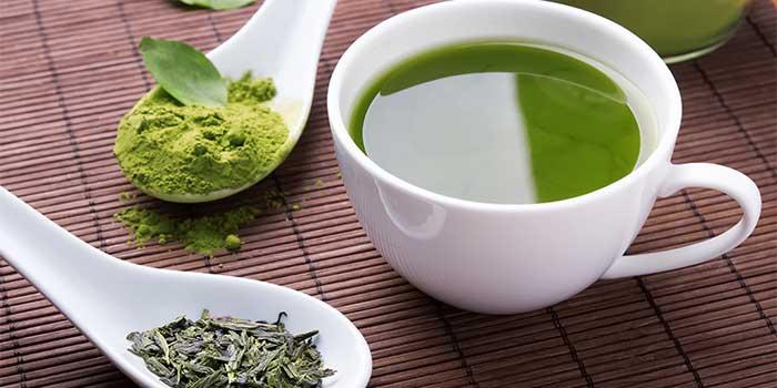 Green tea for ovulation