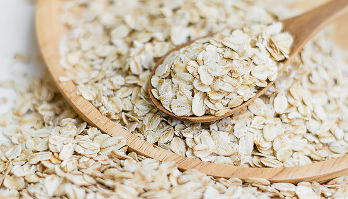 Oatmeal for ovulation