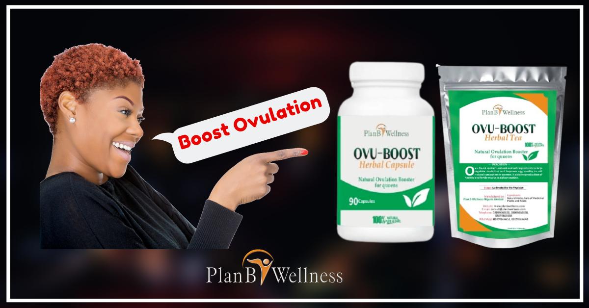 Ovu-boost Plan B Wellness