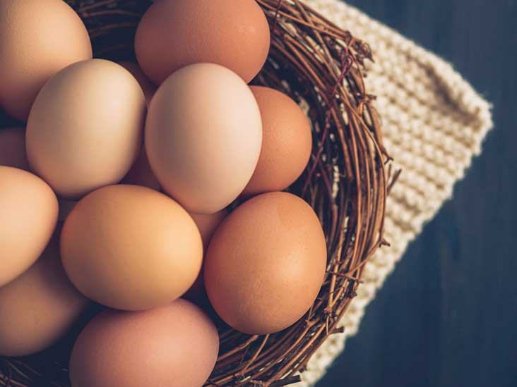 eggs for ovulation
