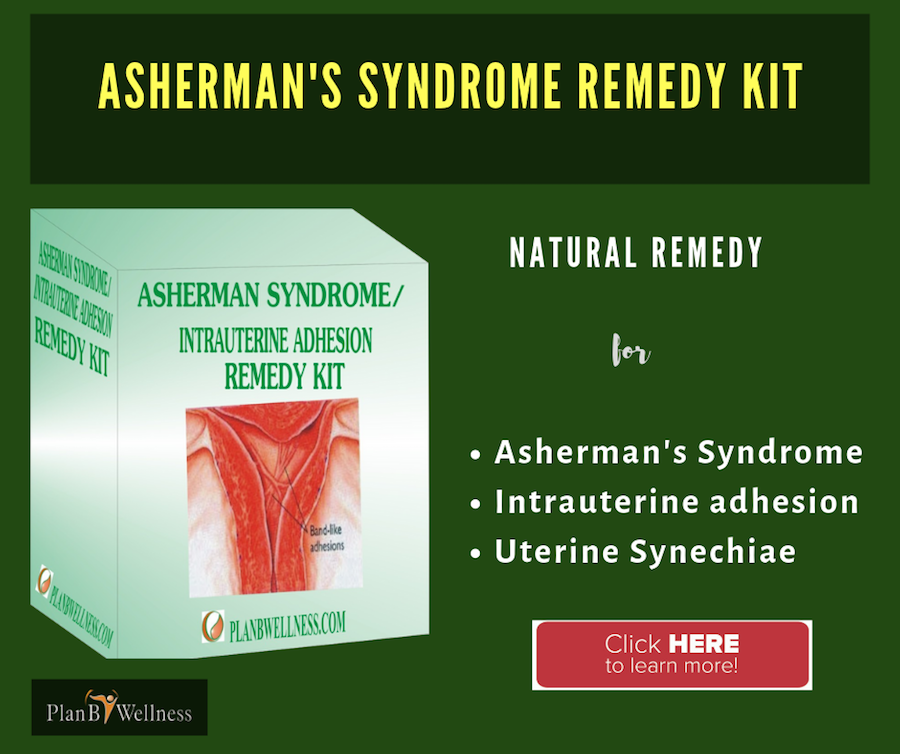 natural remedy for Asherman's syndrome