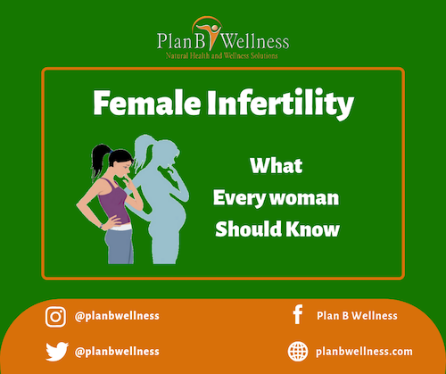 FEMALE INFERTILITY: WHAT EVERY WOMAN SHOULD KNOW