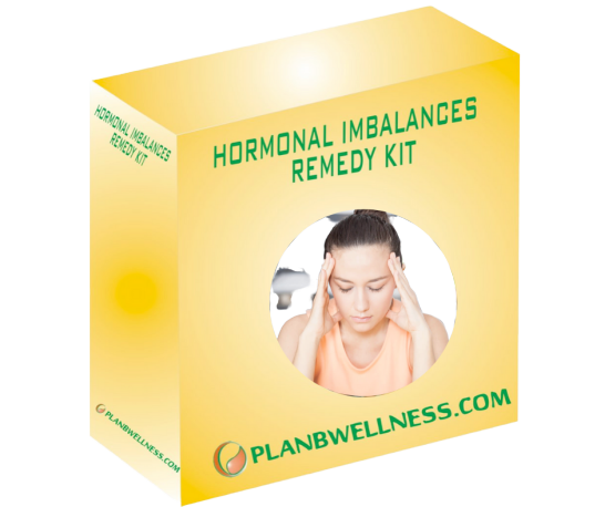 Hormone Imbalance Remedy Kit