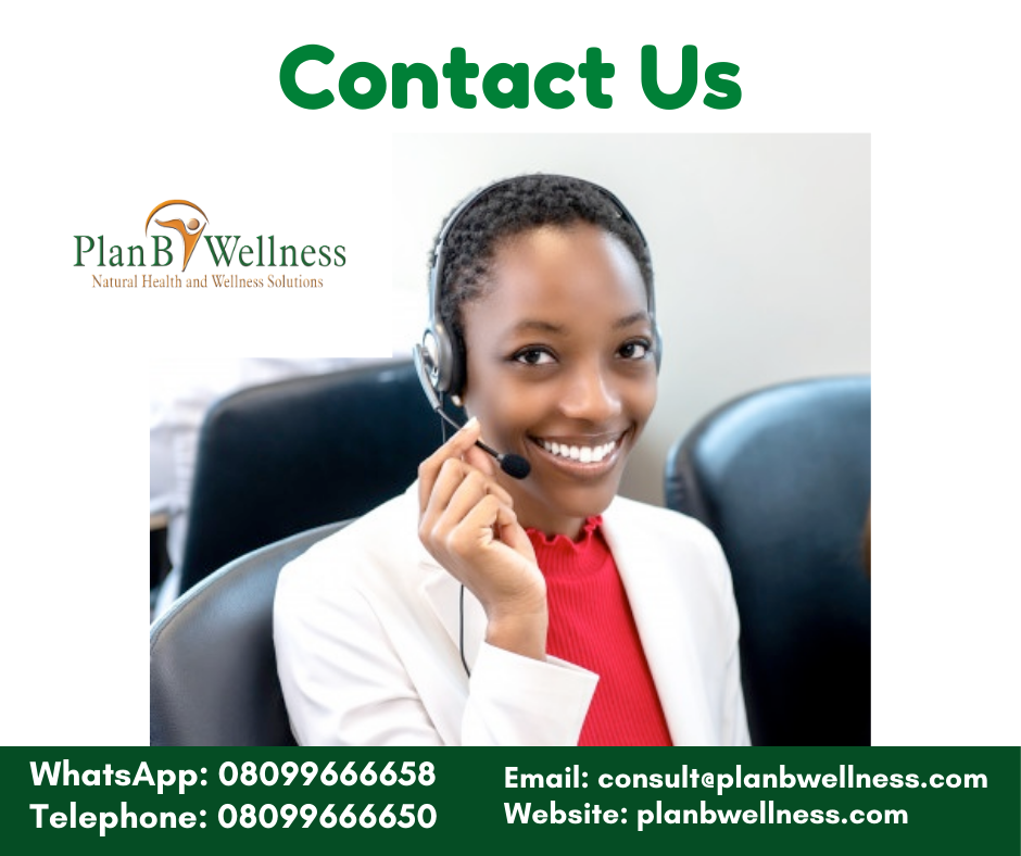 Plan B Wellness Nigeria Limited