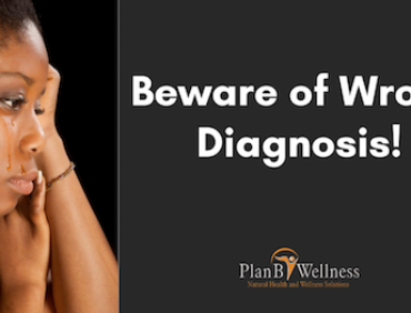 Beware of Wrong Diagnosis!