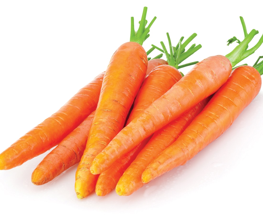 Carrot for sexual health