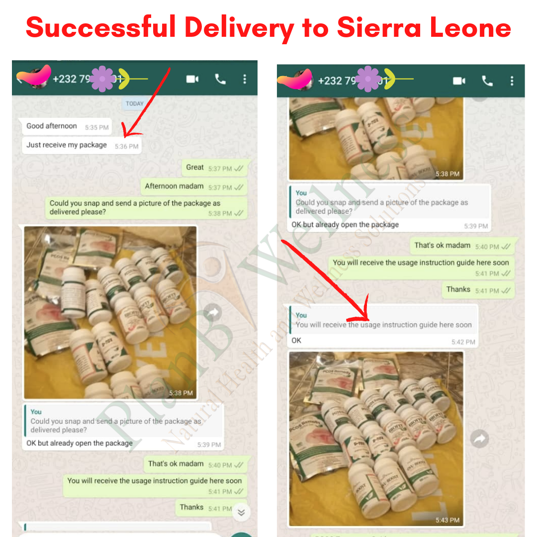 Successful Delivery to Sierra Leone