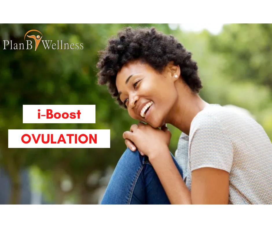 Boost ovulation Plan B Wellness