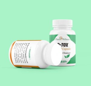 D-Tox herbal formula Plan B Wellness