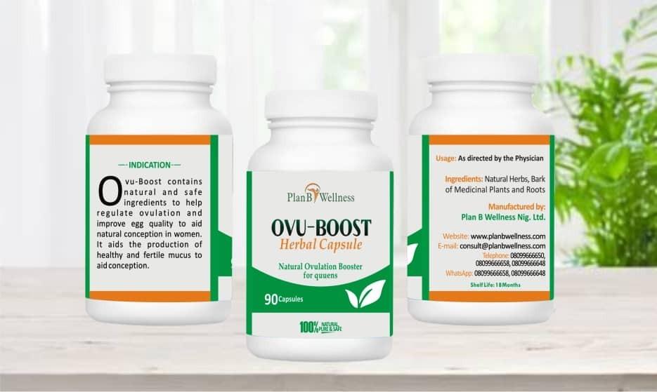 Ovu-Boost by Plan B Wellness